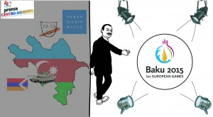 "HUMOR: European Games ""Baku 2015"""