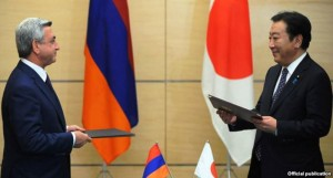 Japan Steps Up Presence In Armenia