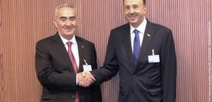 Armenian Parliament Speaker vows support to Syria on all international platforms
