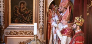 Armenian Cathedral of St George in Tbilisi consecrated