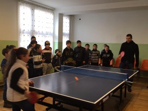 Henrikh Mkhitaryan makes surprise visit to Yerevan children's center
