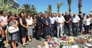 Armenian community gathers for a Mass in memory of Nice victims