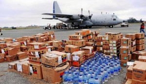 Armenia sends 40 tons of humanitarian aid to Syria