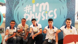 Armenian school students win six medals at int'l Maths and Physics Olympiads
