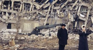 30 years after the devastating earthquake in Spitak