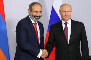 Armenia, Russia agree to 'intensify talks' over gas prices