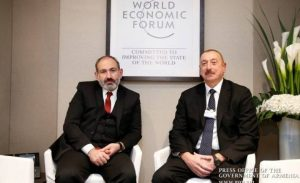 Armenia's PM meets with Azerbaijani president