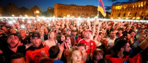 The Velvet Revolution led to the triumph of democracy in Armenia, PM says