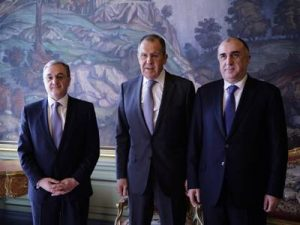 Armenia, Azerbaijan reaffirm commitment to Karabakh peace process
