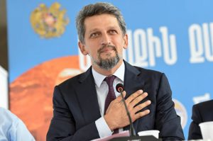 Garo Paylan: Topic of Armenian Genocide should be discussed in Turkish Parliament