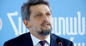 Garo Paylan calls for opening of Armenian-Turkish border