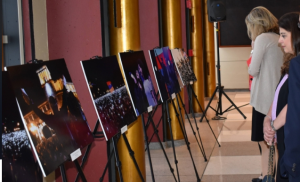 Photo exhibition on Armenia's Velvet Revolution opens at UN headquarters
