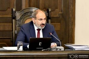 Prime minister hails positive dynamics in Armenia's economic growth