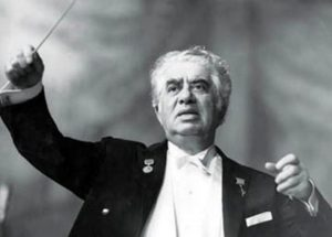 Today is the 116th birth anniversary of world-famous composer Aram Khachaturian