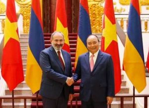 Pashinyan assesses his meeting with PM of Vietnam as productive
