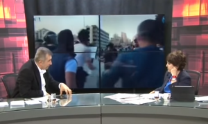 On Turkish TV, journalist speaks of Armenian Genocide