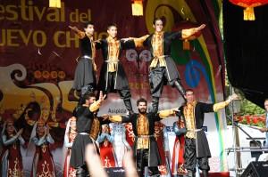 Chinese New Year celebration with Armenian presence