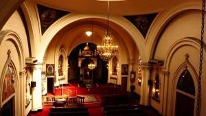 Nota en el diario Clarín sobre la catedral armenia San Gregorio El Iluminador