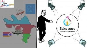 HUMOR: Juegos Europeos «Bakú 2015»