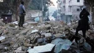 Dos armenios muertos en Alepo en un ataque con cohetes
