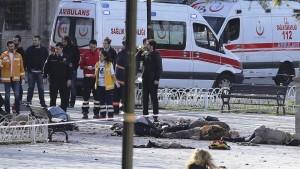 Atentado en el centro de Estambul: al menos diez muertos