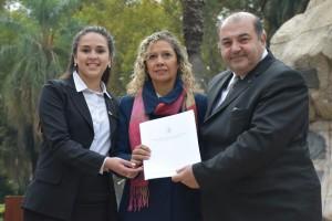 (Español) Conmemoración del Genocidio Armenio en Mendoza
