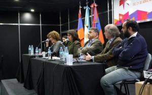 Se presentaron libros de autores y temas armenios en la Feria del Libro