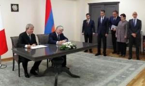Se creará en Armenia un centro regional de preservación y restauración del patrimonio cultural