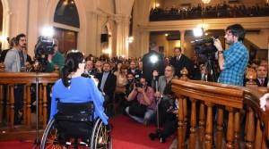 Conmovedora ceremonia religiosa por el 102º aniversario del Genocidio Armenio con la presencia de la vicepresidenta Gabriela Michetti