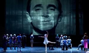 "Ballet ""La Boheme"" dedicado a Charles Aznavour se estrenó en Ereván"