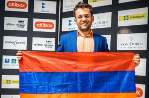Levon Aronian, campeón de «Norway Chess 2017»