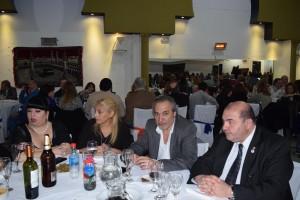 Gran acto de relanzamiento de la Comunidad Armenia de Berisso