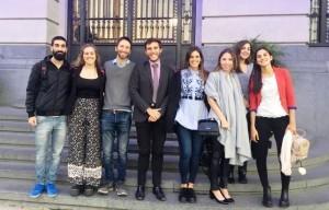 Jóvenes armenios y judíos, unidos en las conmemoraciones del Genocidio Armenio y el Holocausto Judío