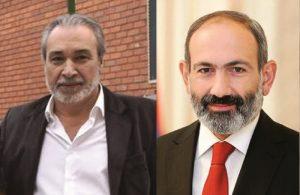 (Español) Carta del presidente del Centro Armenio de Argentina al primer ministro de Armenia, Nikol Pashinyan