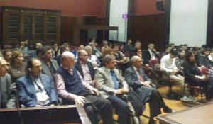 (Español) Conferencia del vicecanciller de Armenia en la UBA