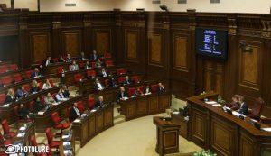 (Español) Se disolvió el parlamento armenio y se esperan elecciones anticipadas