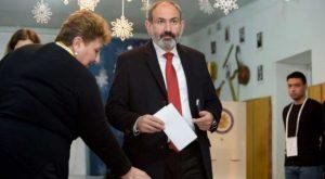 (Español) Rotunda victoria de la alianza de Pashinyan en las parlamentarias de Armenia