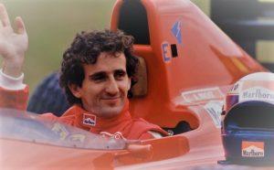 "Alain Prost: ""Soy armenio"""