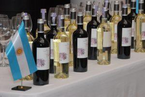 """(Español) """"Semana del vino argentino"""" en Ereván"""
