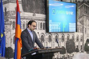 (Español) Conferencia económica internacional con destacados académicos en Ereván
