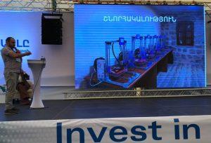 (Español) Impresoras 3D producidas en Armenia