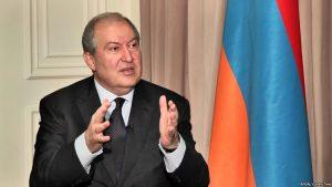 21st century is the century of Armenians, President Sarkissian says