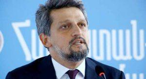 Garo Paylan pide apertura de la frontera armenio-turca y la paz entre Armenia y Azerbaiyán