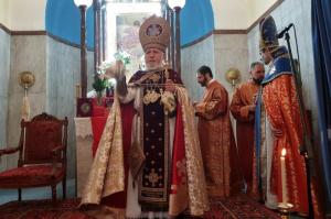(Español) Santa Misa en el 350º aniversario de iglesia armenia en Grecia