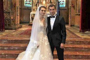 (Español) Se casó Henrikh Mkhitaryan