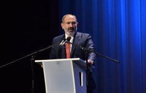 """Pashinyan: """"Debemos tener una red de médicos armenios en todo el mundo"""""""