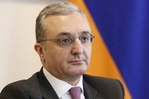 """(Español) """"La política, las acciones y la retórica de Turquía son una amenaza para Armenia"""", Zohrab Mnatsakanyan"""
